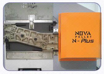 Nova pellet for Impianto produzione pellet usato